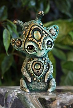 I Create Mystical Creatures That Bring Light, Peace And Happiness | Bored Panda
