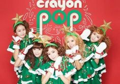 #CrayonPop - Lonely #Christmas