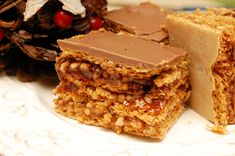 Prajitura Greta Garbo - Retete culinare by Teo's Kitchen New Recipes, Cooking Recipes, Romanian Food, Romanian Recipes, Marshmallows, Christmas Cookies, Pecan, Nutella, Caramel