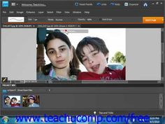 Learn about the photomerge tool in Adobe Photoshop Elements at www.teachUcomp.com. A clip from Mastering Photoshop Elements Made Easy v. 9.0. http://www.teachucomp.com/free - the most comprehensive Photoshop Elements tutorial available. Visit us today!