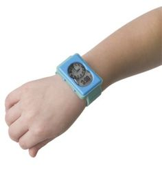 Teaching Time Watch: This training watch does more than others! It helps kids learn to tell both digital and analog time, displayed together so kids associate the two. But it also teaches time management, thanks to an hourglass-shaped timer for tracking privileges and chores. Includes timer alarm, animations, and music to keep kids engaged. Timer may be set for up to three hours. Water resistant...