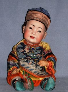 """13"""" JDK 243, Antique Doll sold from Faraway Antique Shop"""