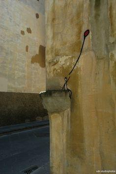 Exit Enter, Via dei Preti, Firenze (Toscana, Italy) - by Silvana, agosto 2014