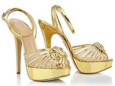 Chaussures Charlotte Olympia printemps-été 2013 - Blog Chaussures