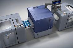 La nouvelle presse numérique d'étiquettes de Konica Minolta