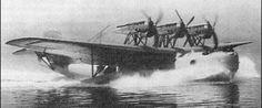 九〇式一号飛行艇 日本海軍の大型飛行艇。 発肩持式単葉の全金属製飛行艇である。 エンジンは主翼上部に並列で搭載され、1基が停止しても安定飛行できるように設計された。 安定性・操縦性・エンジンの冷却に問題があり、試作で終わった
