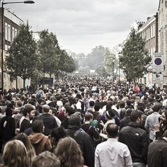 Notting Hill #Carnival
