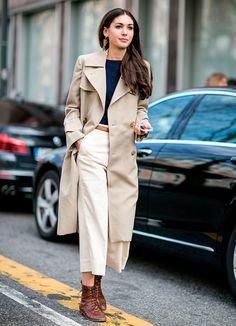5 peças essencians para um guarda roupa estiloso e trendy