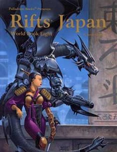 Rifts World Book 8 Eight (palladium Books) for sale online Apocalypse Art, Fantasy Heroes, Star Trek Starships, Futuristic Art, Science Fiction Art, Shadowrun, Fantastic Art, War Machine, Sci Fi Art