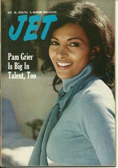 Pam Grier, born May 26, 1949 (64) in Winston Salem, NC!  <3