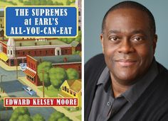 The Supremes at Earl's All-You-Can-Eat | Books - PureWow -- It's hard to believe this is Edward Kelsey Moore's first novel, or that a man could so perfectly tap into the core of female friendship. After all, while his minor characters may give the book a certain knee-slapping flavor (think a stripper named after an SUV and the world's most inaccurate psychic), it's these three fantastic women you will remember long after the final pages.