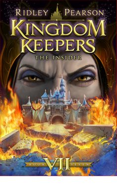 Bestselling Disney Series 'Kingdom Keepers' Concludes in Final Book, Out TOMORROW!! | Official Disney Blog