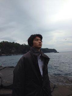 "Kento Yamazaki, BTS, J drama ""Team Batista 4 Raden Meikyu (Labyrinth)"", 2014"