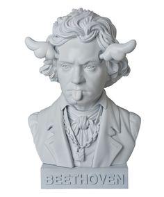 "DFace x Medicom - ""Beethoven"" vinyl bust announced!!!"