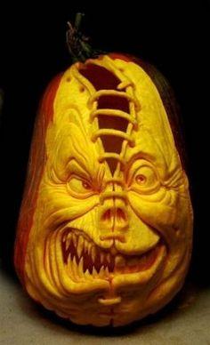 7 Best jack o'lantern images in 2012 | Pumpkin carving