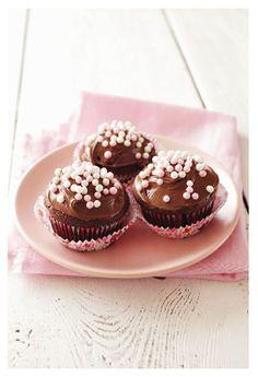 Chocolade Cupcakes | Cupcakerecepten.nl
