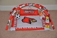 Louisville Cardinal Baby Activity Gym