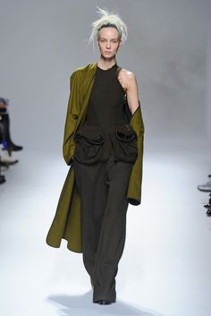 Haider Ackermann RTW Fall 2013 - Slideshow
