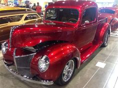 Annual Grand National Roadster Show Friday Coverage - Classic Trucks Magazine - Hot Rod Classic Pickup Trucks, Old Pickup Trucks, Cool Trucks, Chevy Trucks, Dually Trucks, Lifted Chevy, Diesel Trucks, Lifted Trucks, Classic Trucks Magazine
