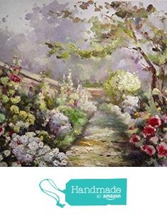 Flowers-Oil painting-Hand painted original landscape painting-Artwork for Home Decor-Order scenery paintings on canvas-Custom original painting-132 from SunBirdArts http://www.amazon.com/dp/B01AK90I4I/ref=hnd_sw_r_pi_dp_1yMPwb16MJXVD #handmadeatamazon