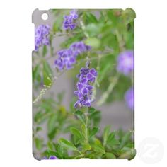 Flower Cover For The iPad Mini
