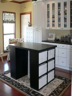 Built In Office Cabinets   Home Design Ideas   Office ideas ...