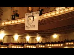 Demonstrators 'disrupt' STL symphony singing a 'Requiem for Mike Brown' - YouTube  #JusticeForMikeBrown #MikeBrown #RIPMikeBrown #Ferguson