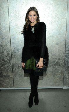 Olivia Palermo Photo - La Perla - Presentation - Fall 2013 Mercedes-Benz Fashion Week