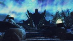 [Gallery]First time in Sovngarde apart from the soul eating dragon it was lovely #games #Skyrim #elderscrolls #BE3 #gaming #videogames #Concours #NGC
