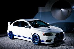 I'm not much of a tuner fan.... Bit there's something about an evo