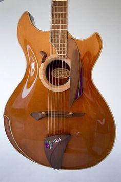 Falk Guitars and Mandolins Blog