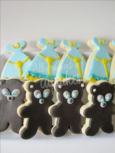 Disney Brave Party cookies party favors