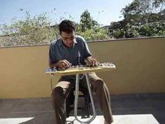 Fala Jesus 151 Guitarra Hawaiana Harpa Cristã 151 lap steel guitar fende...