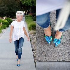 Jeans and Tee (Chic Over 50)                                                                                                                                                                                 More