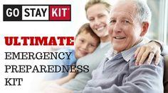 GO|STAY|KIT - Ultimate Emergency Preparedness Kit