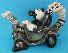Limited Edition Cardew Automobile Mickey Teapot Disney Showcase Collection V. Disney Figurines, Teapots, Automobile, Best Deals, Toys, Tea Time, Ebay, Collection, Car