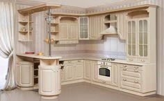 Kitchen Cupboard Designs, Kitchen Cabinets Decor, Kitchen Sets, Home Decor Kitchen, Rustic Kitchen, Fancy Kitchens, Custom Kitchens, Modern Kitchen Interiors, Interior Design Kitchen