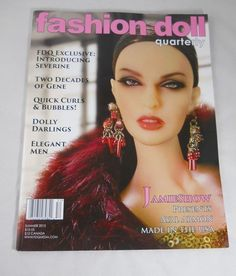 Fashion Doll Quarterly FDQ Summer 2015 Sold Out Issue
