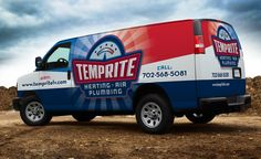 Our Best Truck Wraps, Best HVAC Van Wraps, Fleet Branding, NJ Truck Wraps