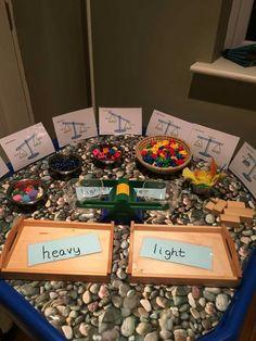 Trendy weight activities for preschool learning Numeracy Activities, Measurement Activities, Nursery Activities, Math Measurement, Kindergarten Activities, Preschool Science, Preschool Lessons, Preschool Learning, Inquiry Based Learning