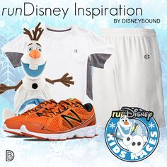 Disney Bound - Olaf (Found on DisneyStyle)