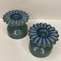 Bennington Potters Mid Century Modern Ceramic Candlestick Holder Set David Gil | eBay