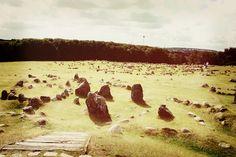 Aalborg - vikings cemetery, Denmark