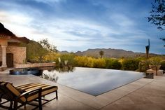 Gravel Ipe Deck And Limestone Coping Pool Pinterest Modern Pools Decking And Porch