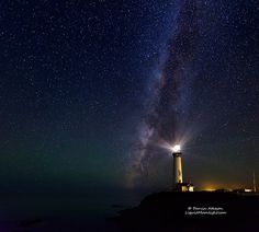 Lighthouse in an Ocean of Stars