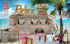Ifboho chicis your thing, you'll love these summer bohemian decorating ideas. Boho chic style with use ofthe 1970s decor, mix & match funky fabrics and colorful and vibrant color schemesmake...