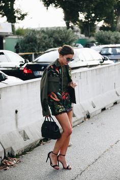 My Fashion Week Outfits via Lovely Pepa