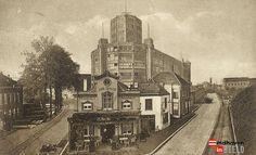 1926, Tramhalt , Emmasingel / Parallelweg