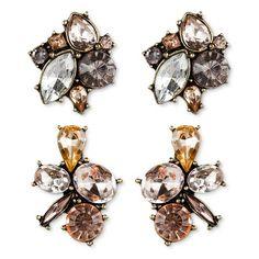 SUGARFIX by BaubleBar™ Crystal Stud Earring Set : Target