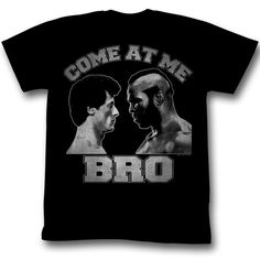 Rocky III Come At Me Bro T-Shirt